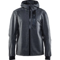 Craft Ride Women's Rain Jacket - Black