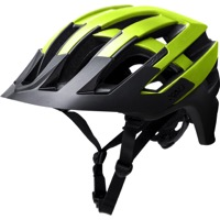 Kali Protectives Interceptor LDL Helmet - Halo Matte Fluorescent Yellow/Black