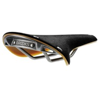 Brooks Cambium C17 Saddle All Weather Carved Black Full Warranty//Retail Packagin