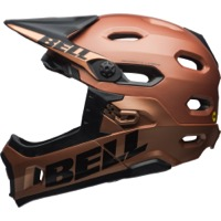 Bell Super DH MIPS Helmet 2018 - Matte/Gloss Copper