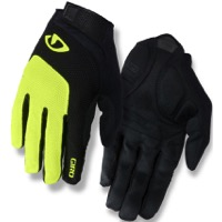 Giro Bravo Gel LF Gloves 2019 - Black/Highlight Yellow
