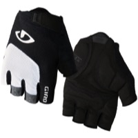 Giro Bravo Gel Gloves 2018 - White/Black
