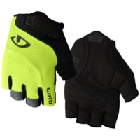 Giro Bravo Gel Gloves 2018 - Highlight Yellow/Black