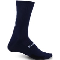 Giro HRc Team Socks 2019 - Midnight/White