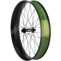 DT Swiss 350/Whisky No.9 Fat 100w Front Wheel - 150mm Hub Spacing