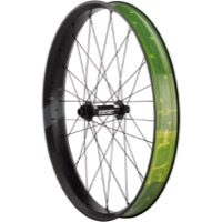 DT Swiss 350/Whisky No.9 Fat 70w Front Wheel - 150mm Hub Spacing