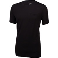 Surly Men's Merino Pocket T-Shirt - Black