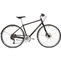 Simcoe Commuter 9d 700c Complete Bike - Black