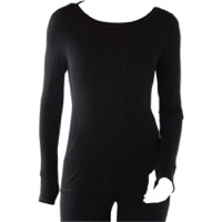 Smartwool PhD Light Women's Long Sleeve Top - Black