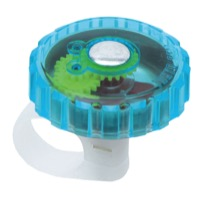 Incredibell Jelly Bell Turquoise