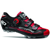 Sidi Dominator 7 MTB Shoes 2018 - Black/Red
