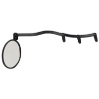 Cycle Aware Heads Up Eyeglass Mirror