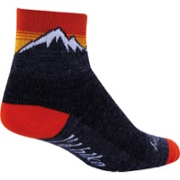 SockGuy Hiker Wool Socks - Black