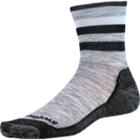 Swiftwick Pursuit Four Ultra Light Socks - Heather Black