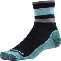 Swiftwick Pursuit Four Ultra Light Socks - Coal Mint