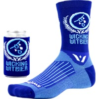 Swiftwick Vision Five Beer Series Socks - Wicking Witbier