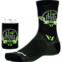 Swiftwick Vision Five Beer Series Socks - Hop Project