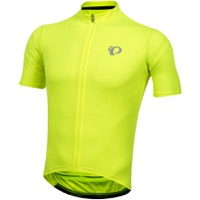 Pearl Izumi SELECT Pursuit Jersey 2018 - Screaming Yellow/Black Diffuse