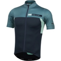 Pearl Izumi P.R.O. Escape Jersey 2018 - Midnight Navy/Arctic Coast