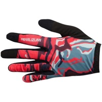 Pearl Izumi Divide Women's Gloves 2018 - Cayenne/Arctic Composite
