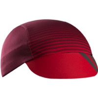 Pearl Izumi Transfer Cycling Cap 2018 - Port/Rogue Red Dash