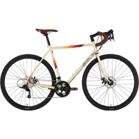 All-City Spacehorse Disc Complete Bike - Cream