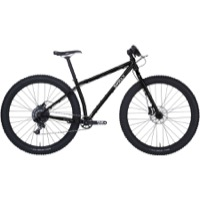 Surly Krampus 29+ Complete Bike - Dark Black