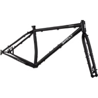 Surly Krampus 29+ Frameset - Dark Black