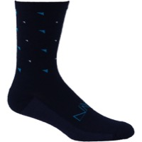 45NRTH Midweight Northern Wool Socks - Blue