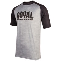 Royal Heritage SS Jersey - Stone Grey/Black