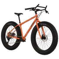 Surly Pugsley Complete Bike - Candied Yam Orange