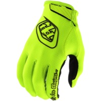 Troy Lee Air Gloves 2018 - Flo Yellow
