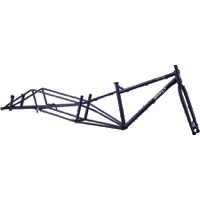 Surly Big Fat Dummy Frameset - Bliolet
