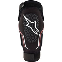 Alpinestars Evolution Elbow Guards - Black/White