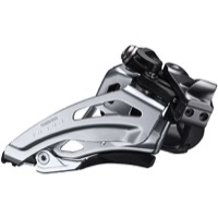 Shimano FD-M6020-L Deore Double Front Derailleur - 2 x 10 Speed Side Swing