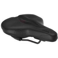 SQlab 621 Ergolux Active CrMo Saddle