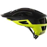 Leatt DBX 2.0 XC Helmet - Granite/Lime