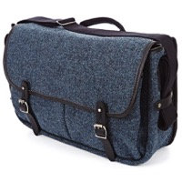 Brompton Game Bag - Storm Grey Tweed