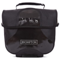 Brompton Mini O Bag - Black