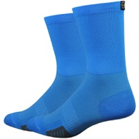 "DeFeet Cyclismo 5"" Socks - Barnstormer Blue"