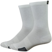 "DeFeet Cyclismo 5"" Socks - White"