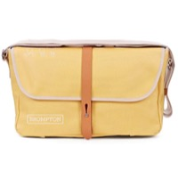 Brompton Shoulder Satchel Bag - Yellow