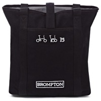 Brompton Tote Bag - Black