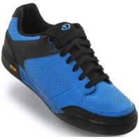 Giro Riddance Flat Pedal Mountain Shoes 2020 - Blue Jewel/Black