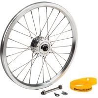 Brompton Front SON Dynamo Complete Wheel