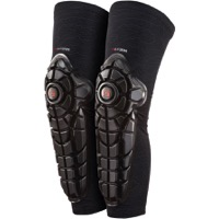 G-Form Elite Youth Knee/Shin Pads - Black/Topo