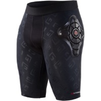 G-Form Pro-X Compression Shorts - Black/Embossed G