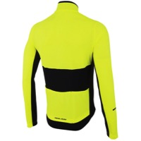 Pearl Izumi SELECT Thermal LS Jersey 2018 - Screaming Yellow/Black