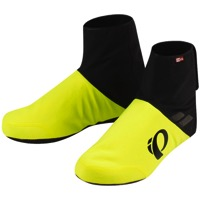 Pearl Izumi P.R.O. AmFib WxB Road Shoe Covers 2020 - Screaming Yellow/Black