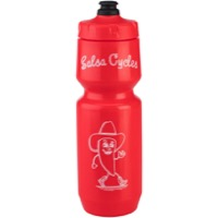 Salsa Purist Water Bottle - Peppermint Ketchup Red